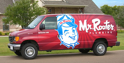 Mr. Rooter plumbing company