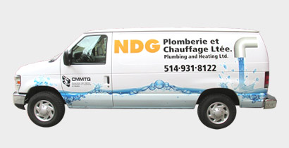 NDG Plumbing and Heating Ltd.