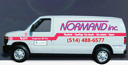 Plomberie Normand plumbing company