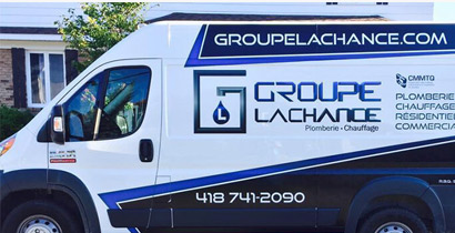 Groupe Lachance Plomberie Chauffage