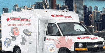 Canadian Rooter plumbing company