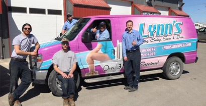 Lynn's HVAC Winnipeg: Heating Cooli plumbing company