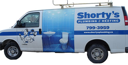 Shorty's Plumbing & Heating Inc plumbing company